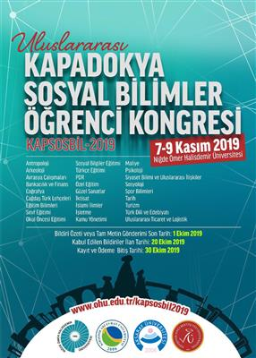 International Cappadocia Social Sciences Student Congress